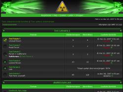 AcidTech Green