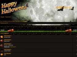 mergenine: Halloween
