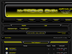 X-Treme Yellow