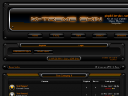 X-Treme Orange