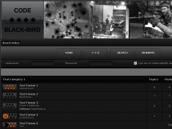 Code Black-Bird
