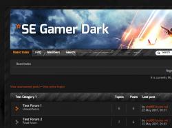 SE Gamer Dark